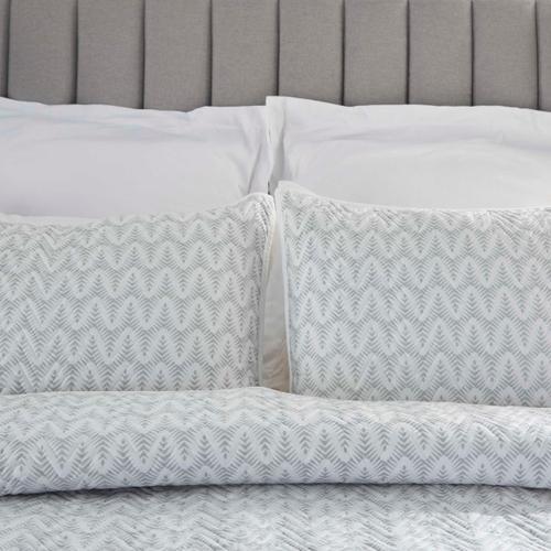 Dreamscape Dsq01 Grey Full/queen 3-piece Bed Set