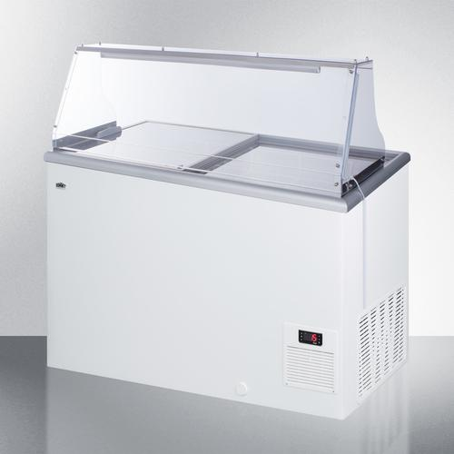 11.7 CU.FT. Dipping Cabinet