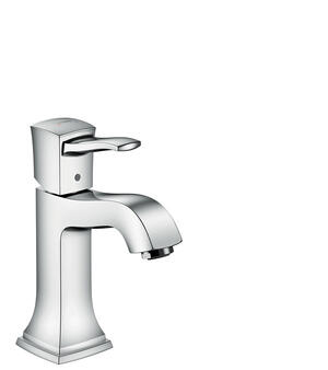Chrome Single-Hole Faucet 110 with Pop-Up Drain, 1.2 GPM Product Image