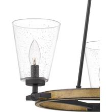 View Product - Hearst Chandelier in Matte Black