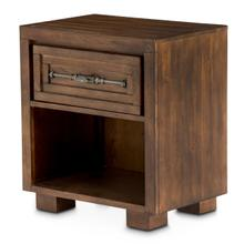 See Details - Accent Cabinet-night Stand-end Table 1 Drawer