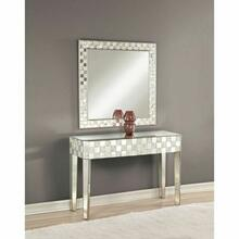 ACME Nasa Console Table - 90244 - Mirrored
