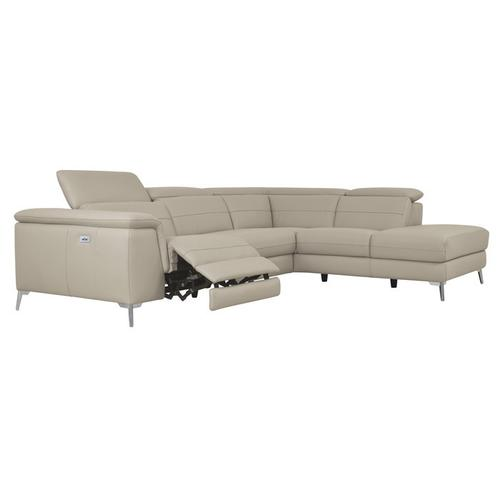 Gallery - 2-Piece Power Sectional with Right Chaise
