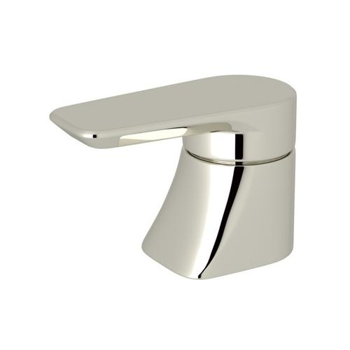 Polished Nickel Perrin & Rowe Hoxton Trim For Volume Controls And Diverters with Hoxton Metal Lever