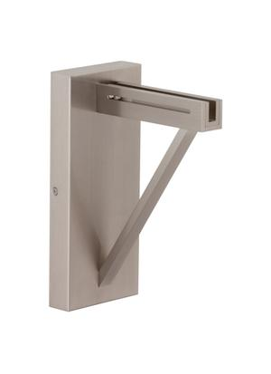 Satin Nickel Extension Closed Clifton Wall Product Image