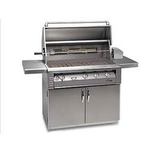 "42"" built-in grill with Sear Zone"
