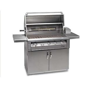 """Alfresco - 42"""" built-in grill with Sear Zone"""