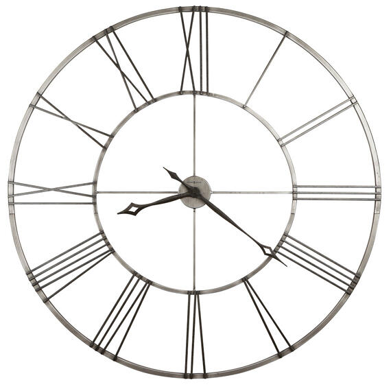 Howard Miller Stockton Oversized Iron Wall Clock 625472