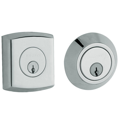 Polished Chrome Soho Deadbolt