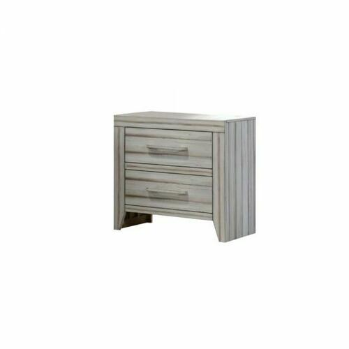 ACME Shayla Nightstand - 23983 - Antique White