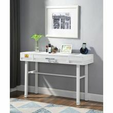 ACME Cargo Vanity Desk - 35909 - White