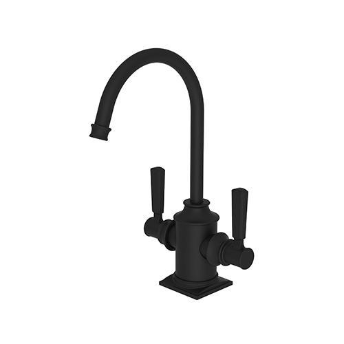 Newport Brass - Flat Black Hot & Cold Water Dispenser