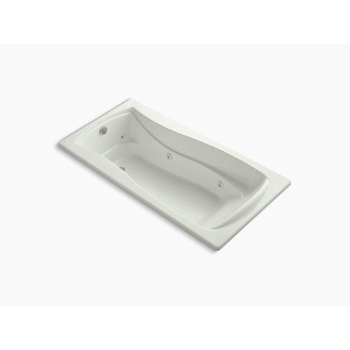 "Dune 72"" X 36"" Drop-in Whirlpool With Reversible Drain and Custom Pump Location"