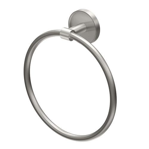 Sky Towel Ring in Chrome