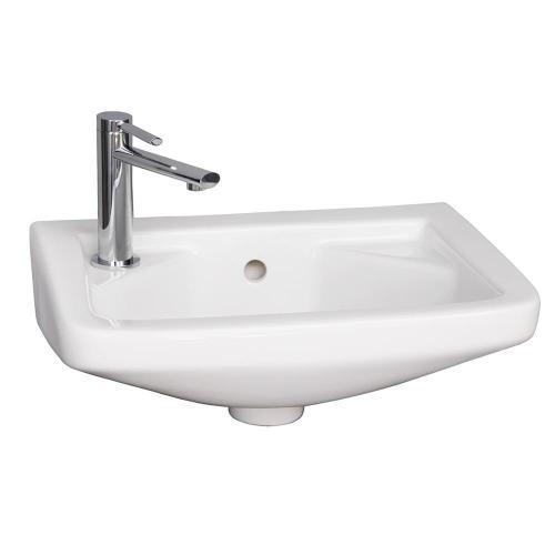 "15"" Mirna Wall-Hung Basin - Single-Hole Left"