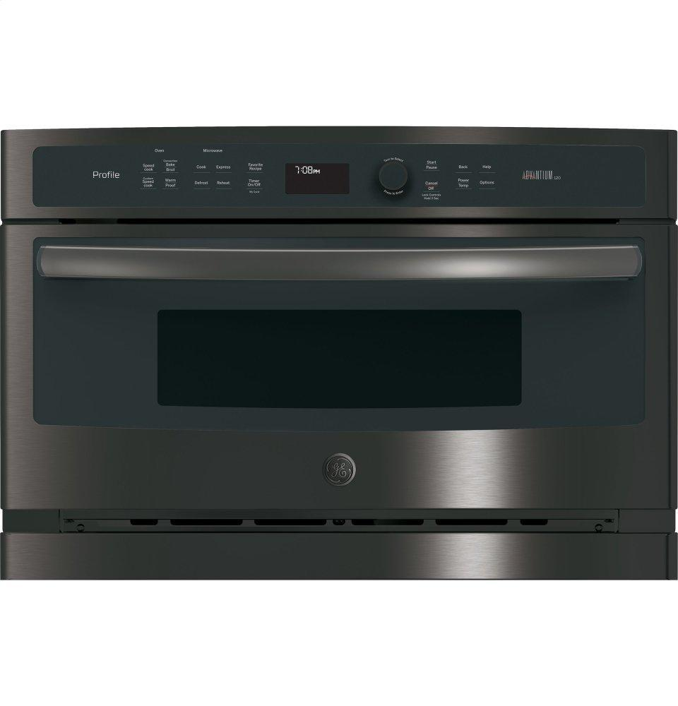 GE Profile27 In. Single Wall Oven Advantium® Technology
