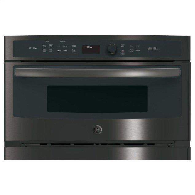 GE Profile 27 in. Single Wall Oven Advantium® Technology