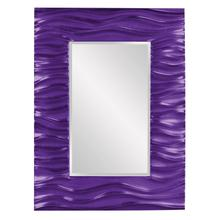 View Product - Zenith Mirror - Glossy Royal Purple