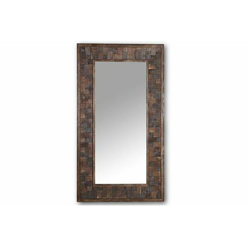 CROSSINGS THE UNDERGROUND Floor mirror