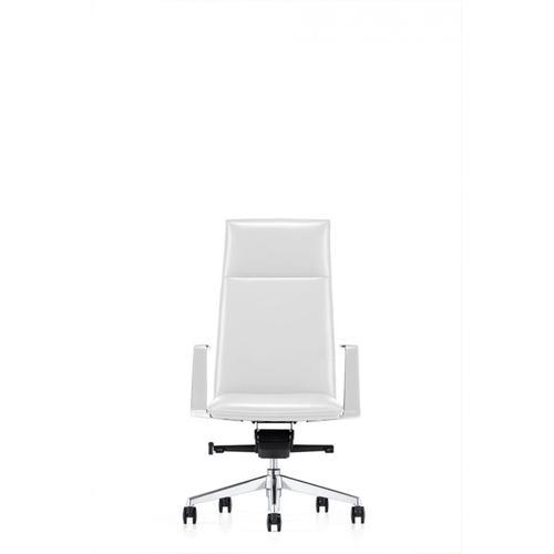 VIG Furniture - Modrest Gorsky - Modern White High Back Executive Office Chair
