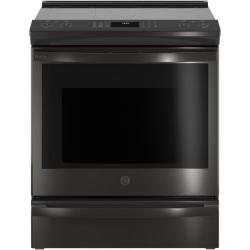"""GE Profile™ 30"""" Smart Slide-In Electric Convection Range with No Preheat Air Fry"""
