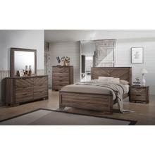 7309 Harbor Ridge Queen GROUP; QB, Dresser, Mirror, Chest