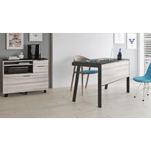 See Details - Sigma 6903 Compact Desk in Strata