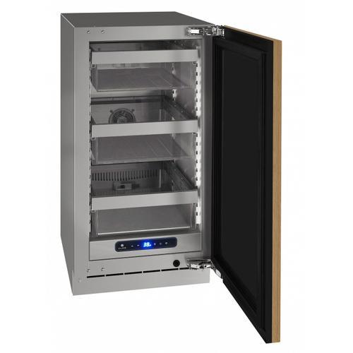 "U-Line - Hre518 18"" Refrigerator With Integrated Solid Finish (115 V/60 Hz Volts /60 Hz Hz)"