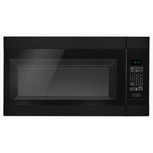 Amana1.6 Cu. Ft. AOver-the-Range Microwave with Add 0:30 Seconds Black