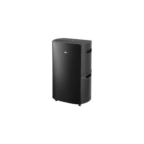 LG PuriCare 50* Pint Dehumidifier with Drain Pump & WiFi