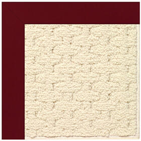 Creative Concepts-Sugar Mtn. Canvas Burgundy Machine Tufted Rugs