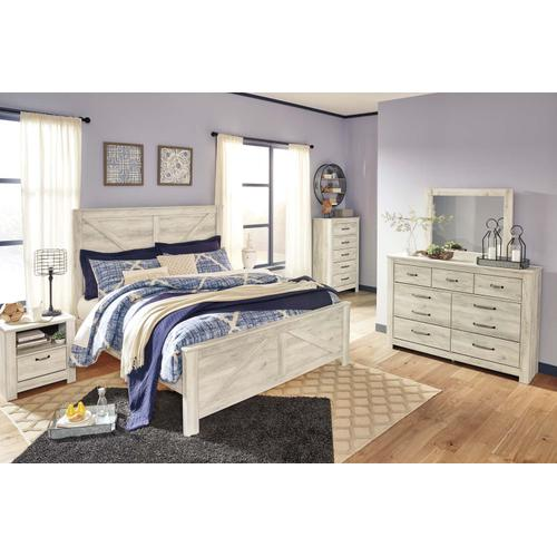 Signature Design By Ashley - King Panel Bed