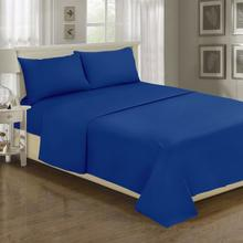 Millano Spa 1200TC Sheet Set - Twin / Blue