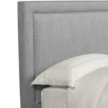 CODY - MINERAL Queen Headboard 5/0 (Grey)