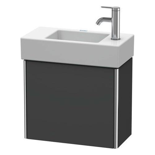 Product Image - Vanity Unit Wall-mounted, Graphite Matte (decor)