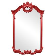 View Product - Roman Mirror - Glossy Red