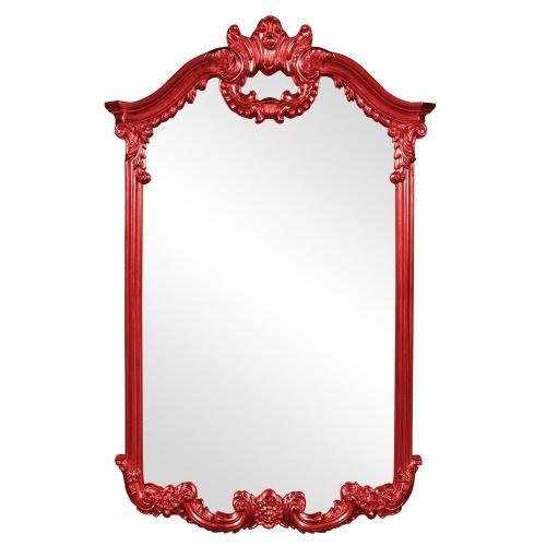 Howard Elliott - Roman Mirror - Glossy Red