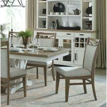 AMERICANA MODERN DINING Dining Chair Upholstered (2/CTN Sold in pairs)