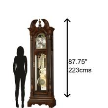 Howard Miller Bretheran Grandfather Clock 611260