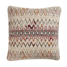 See Details - Ezra Pillow Cover Rust