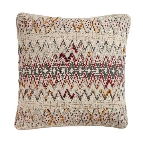 Ezra Pillow Cover Rust