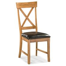 View Product - Family Dining X-Back Chair