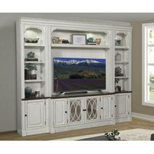 See Details - PROVENCE 4pc Entertainment Wall