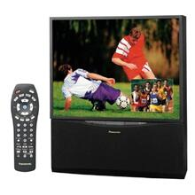 """See Details - 56"""" Diagonal Stereo Projection Television"""