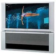 """See Details - 53"""" Diagonal Widescreen Projection HDTV"""