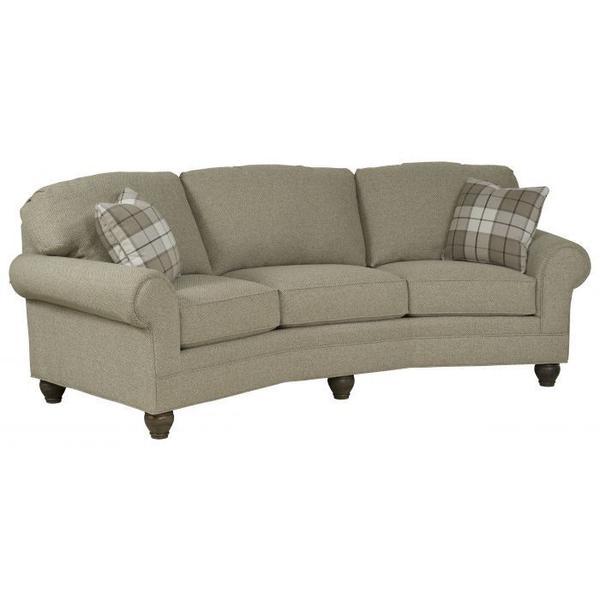 See Details - Crosby Curved Corner Sofa