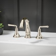 Delancey Roman Tub Faucet  American Standard - Polished Nickel