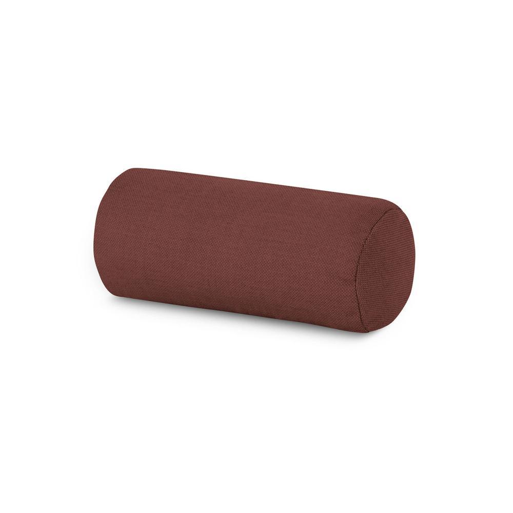 Essential Garnet Outdoor Bolster Pillow