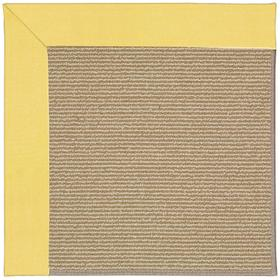 Creative Concepts-Sisal Canvas Buttercup Machine Tufted Rugs