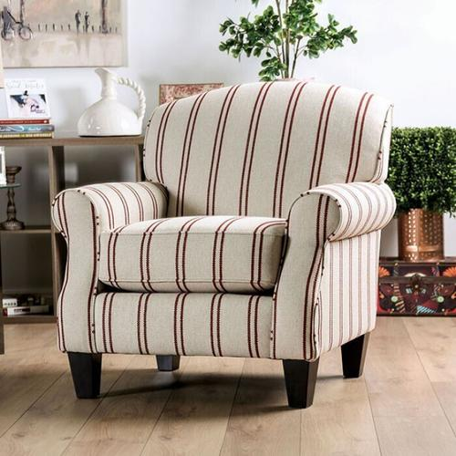 Gallery - Fillmore Striped Chair